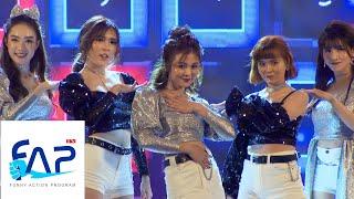 Nhóm Nữ FAPtv Dance Cover: Là Con Gái Phải Xinh & Hãy Trao Cho Anh (Liveshow Những Kẻ Khờ Mộng Mơ)