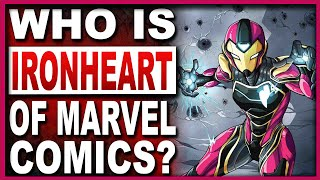 Who Is Marvels Ironheart? The Realest Black Girl Nerd Of Marvel Comics!