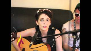 Those Darlins - Waste Away, Live from Ian's Cabin