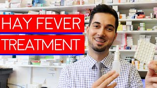 Hay Fever | Hay Fever Symptoms | How To Get Rid Of Hayfever