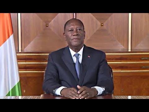 Disparition, enlèvement d'enfants : Déclaration de Son Excellence Monsieur Alassane  OUATTARA, Président de la République de Côte d'Ivoire