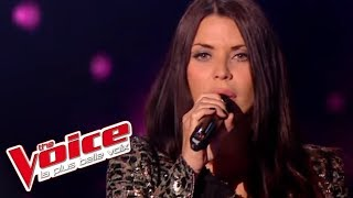Andy Williams – Where Do I Begin? | Ginie Line | The Voice France 2014 | Blind Audition