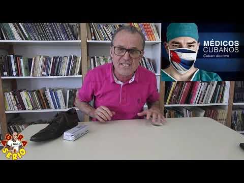 Marcos Rossi é Melhor Jair se arrependendo Médicos Cubanos
