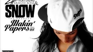 Chuckie - Makin' Papers ft. Lupe Fiasco, Krayzie Bone & Snow Tha Product | REMIXX