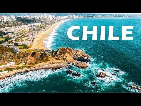צפו בנופים המרהיבים של צ'ילה באיכות 4K מדהימה!