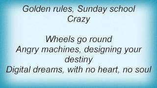 Dio - Golden Rules Lyrics