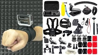 Huge GoPro Accessory Kit