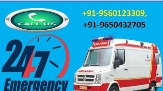 Top class Road Ambulance Service in Boring Road Krishna Puri by Medivic