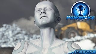 Detroit Become Human - ESCAPE DEATH Trophy Guide (Kara & Alice Escape Recycling Center Ending)