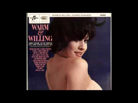 Warm & Willing- Norrie Paramor - I Feel A Song Commin`On Full Album GMB