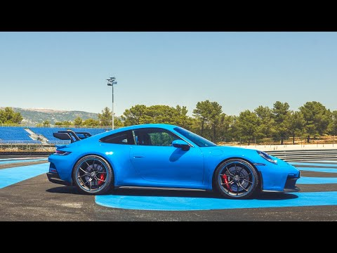 NEW Porsche 992 GT3 FIRST LOOK Review! Sub 7 Nurburgring Lap Time!
