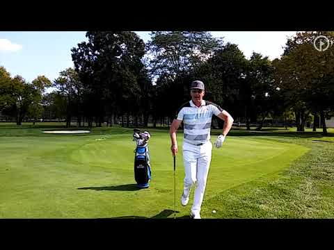 Use the Flamingo Drill to Practice Short Game Shots