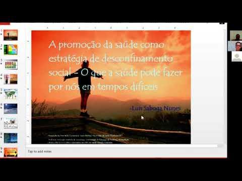 Webinar JFC - Promoção da Literacia para a Saúde
