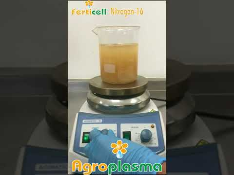 Agroplasma Ferticell Nitrogen 16