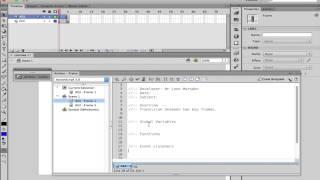 Action Script 3 (AS3) - changing keyframes through code