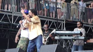 """Nas & Damian Marley """"Strong Will Continue"""" HD Live From Bonnaroo 2010 FRIDAY 11th What Stage"""