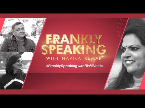 Frankly Speaking With Rishi Kapoor and Neetu Kapoor | Full Interview | Exclusive