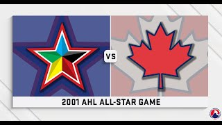 AHL Replay: 2001 AHL All-Star Game