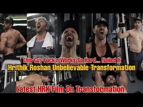 Hrithik Roshan Gives Out Is Blood & Sweat | MOTIVATIONAL NEVER GIVE UP | Unbelievable Transformation
