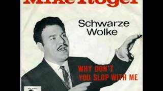 Mike Roger - Schwarze Wolke (Chubby Checker - Black Cloud)