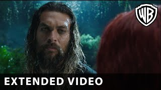 Aquaman -  Official Extended Video