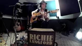 """Richie Langford - """"New Coat Of Paint"""" Live at Highway 9 December 2016"""