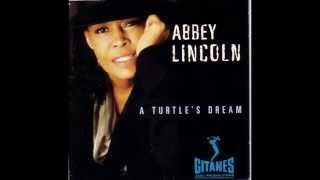 "Abbey Lincoln - ""Throw It Away"""