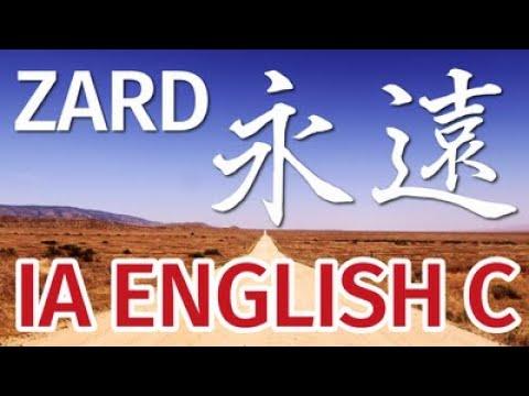 【IA ENGLISH C】永遠 / ZARD【英語&日本語CeVIOカバー】