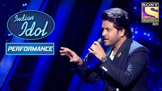 Javed Ali ने 'Tum Tak' पे दिया एक Touching Performance! | Indian Idol Season 10