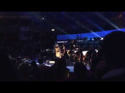 Laura Mvula with Esperanza Spalding - Can't Live With the World - Live at Royal Albert Hall 1