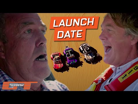 Amazon's 'The Grand Tour' with ex-Top Gear hosts debuts on November 18th