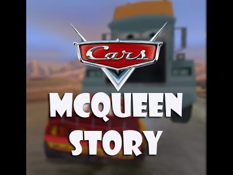Cars Lightning McQueen Story GamePlay
