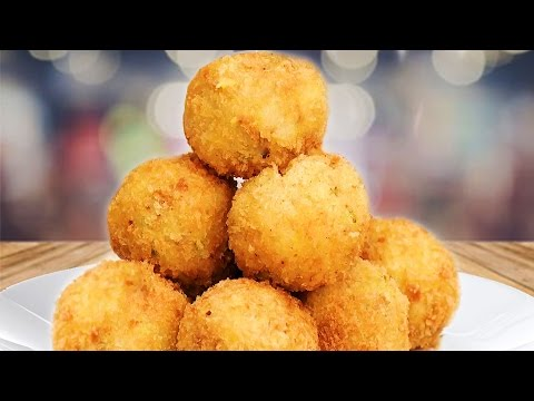 Cheesy Mashed Poppers | Fun Food Ideas by So Yummy