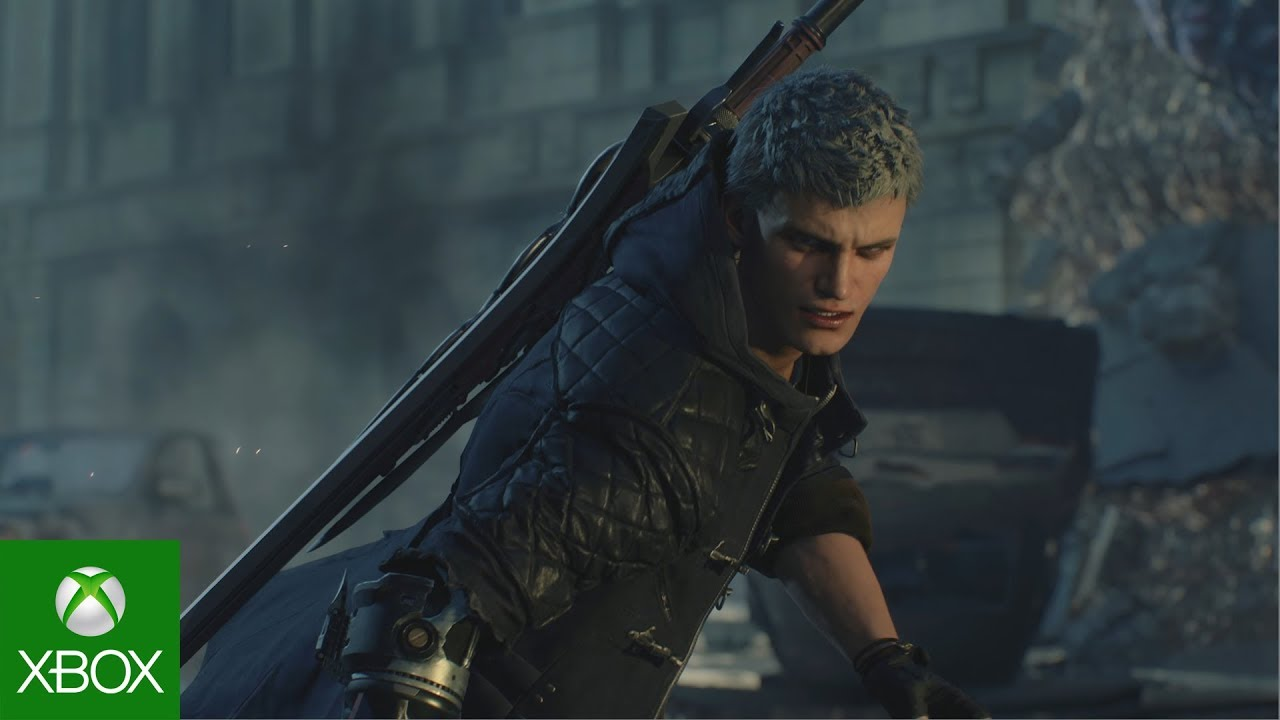 Video For A Look Ahead: Devil May Cry 5