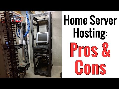 , title : 'Home Server Hosting - What Are The Pros & Cons Of Hosting Yourself?