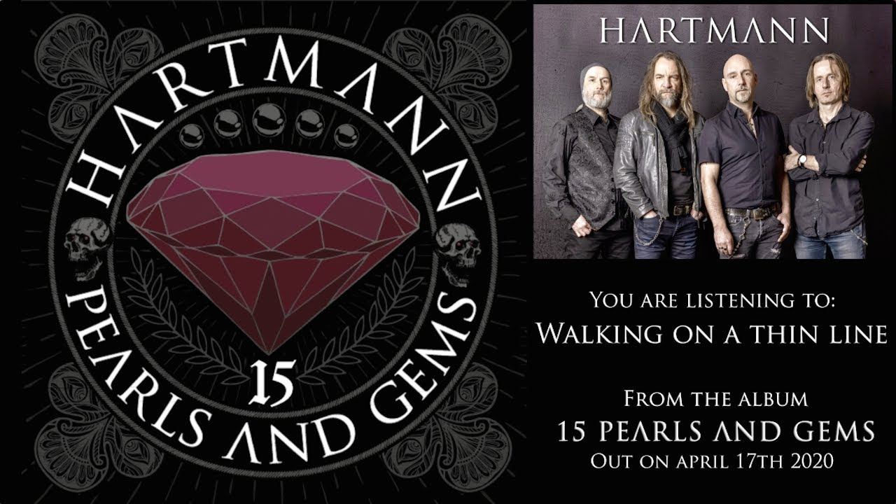 HARTMANN - Walking on a thin line
