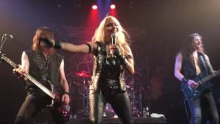 DORO - I Rule The Ruins (Warlock Cover) - Live At The Chance Theater, NY 2016