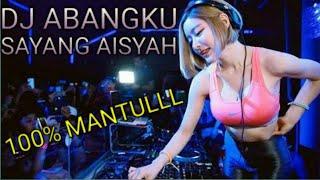 DJ RV -  Abangku Sayang Aisyah MaimunahGeleng-Geleng♪