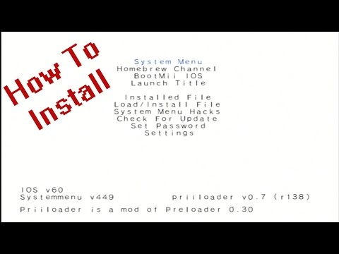How To Fix a Wii With a Black Screen! - Bootmii Method