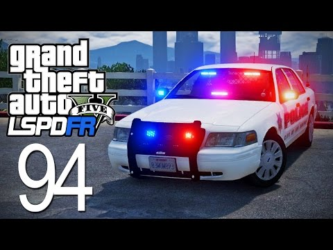 GTA 5 - LSPDFR - Episode 94 - Drive By Shooters!