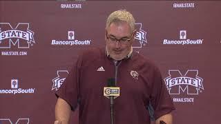 Coach Joe Moorhead Weekly Press Conference - 10/15/18