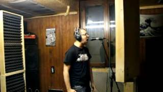 Dark Funeral - The End Of Human Race vocal cover