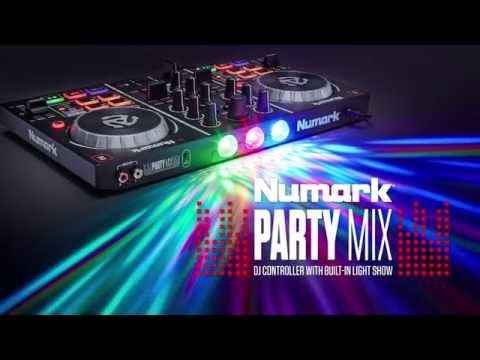 Numark Party Mix Overview
