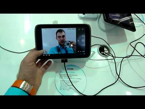 ZTE Light Tab 3 V9S Hands On