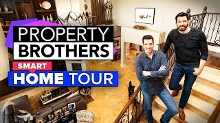 We Got To Tour The Property Brothers Property