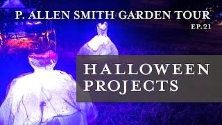 5 DIY Halloween Decor Projects: P. Allen Smith (2019)