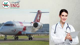 Most Hi-Tech Air Ambulance Service in Jamshedpur by King