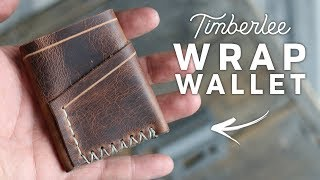 LEATHER WRAP WALLET - Timberlee Tool & Trade