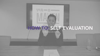 How to Write A Self Evaluation for Work with Lewis Lin