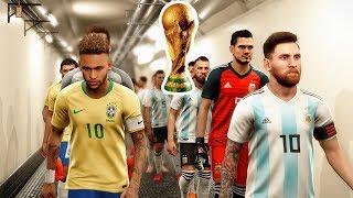 FIFA World Cup Final 2022 - BRAZIL Vs ARGENTINA